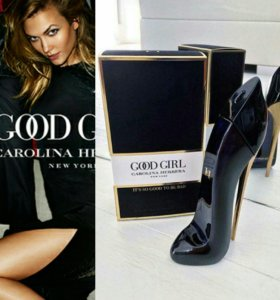 "👑Новинка от CAROLINA HERRERA ""Good Girl"""