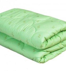 Бамбуковое одеяло теплое