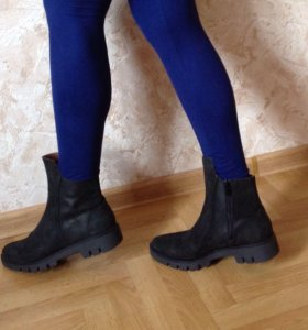 ❗️Новые кожаные ботинки из Испании (р- 40)👍🏻