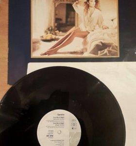 Сандра Maxi-single виниловая пластинка