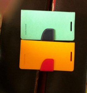 Чехлы на HTC mini