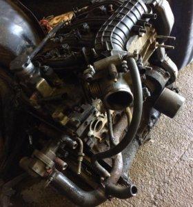 Двигатель 1.6,16 Клапанный Priora