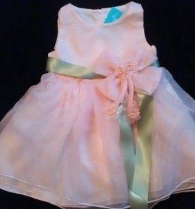 Новое платье р 86