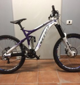 Велосипед для фрирайда и даунхилл vitus dominer II