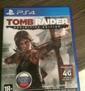 Tomb raider defenitive edition