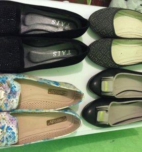 Женские туфли размер 41,42
