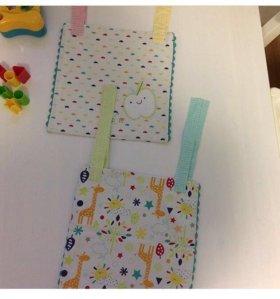 Карманы на детскую кровать mothercare