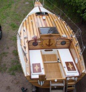 Парусная яхта Рикошет 5502