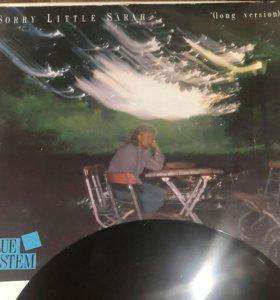 "Blue system "" Sorry little Sarah"" Maxi-single"