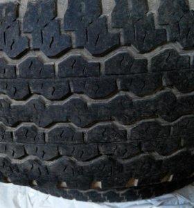 Шины Dunlop 265/70/16 лето