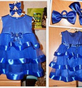 Платье 2-2, 5 года