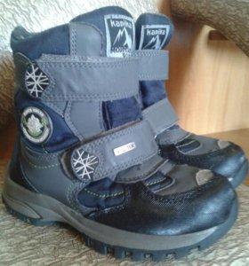 Зима ботинки. 30 размер.