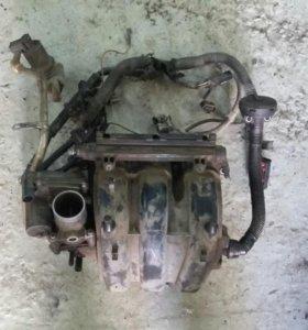 Двигатель Фабия 1.2