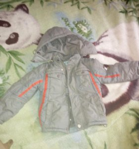 Детская куртка демисезонная