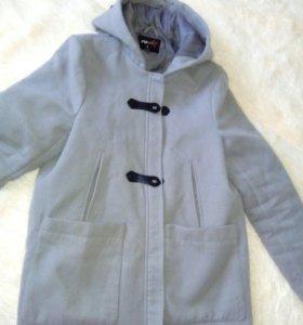 Пальто,куртка кожа