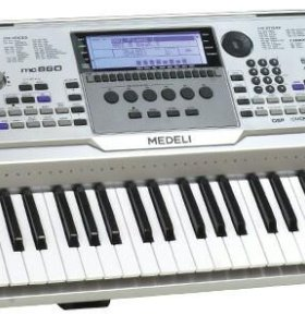 Синтезатор MEDELI mc860 ОБМЕН