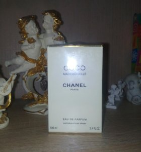 Chanel Coco Mademoiselle 100 мг