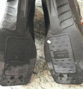 коньки/лыжные ботинки