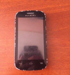 Телефон Alcatel one touch Pop c3