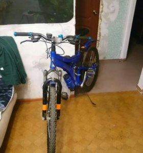 Продам велосипед top gear