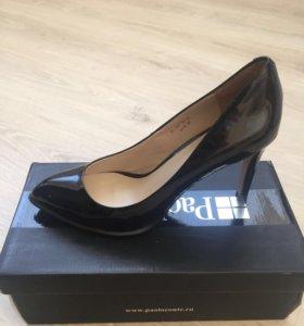Новые туфли Paolo Conte 38р