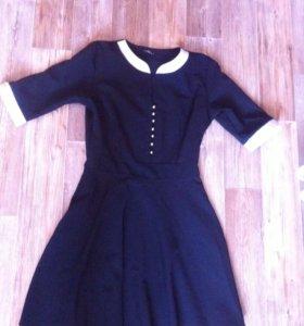 Платье черного цвета◼️