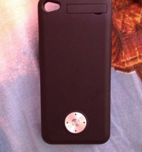 Чехол зарядник на айфон 4,4s