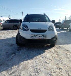 Продается срочно хорошее авто 2012 год Черри Индис
