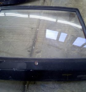 Стекло задней крышки багажника ваз 2108
