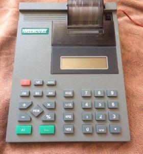 Чекопечатающая машина Меркурий 130