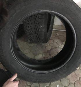 Резина зимняя Hakkapeliitta 7 SUV 245/55 r19
