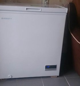 Морозильный ларь kraft bd(w)-200q