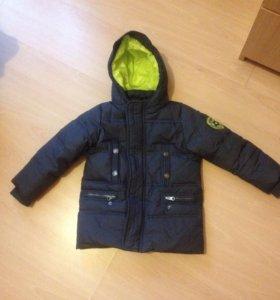 Продам детские куртки