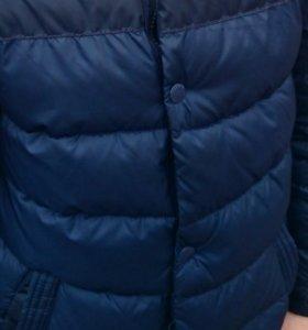 Куртка zara демисезон