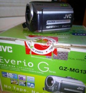 Видеокамера JVC GZ MG 130