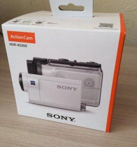 Экшн Камера Sony AS-300