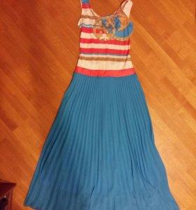 Новое платье р 46