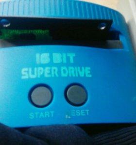 Sega 16 bit и dendi