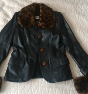 Куртка-пиджак, р.44, можно на 46