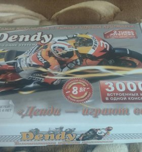 Dendy junior 3000 games