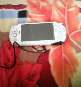 PSP Sony. Вместе с планшетом