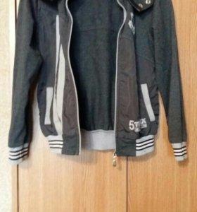 Куртка-ветровка мальчикам