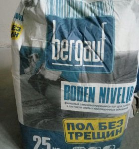 Bergauf boden nivelir (наливной пол)