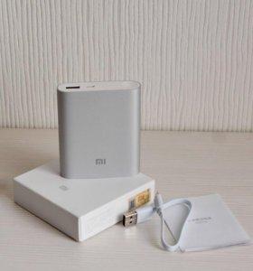 Оригинальный внешний аккумулятор 10400mah xiaomi