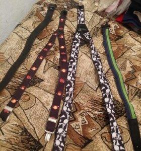 Подтяжки и новый модный шарфик