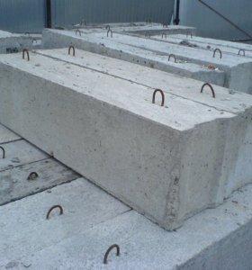 Фундаментные блоки 4,5,6