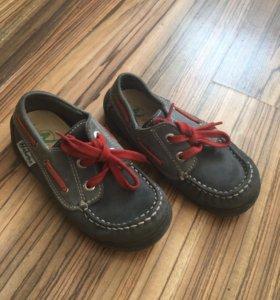 обувь для мальчика размер 25