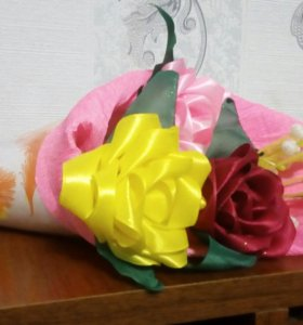 Букет из 3 роз