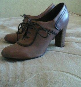 Ботинки р 40