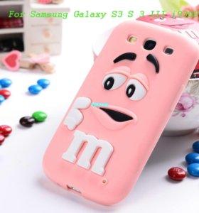 Чехлы и крышка для Samsung Galaxy S3